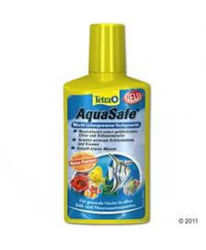 Tetra Aqua Safe Aquarium Water Conditioner 250ml