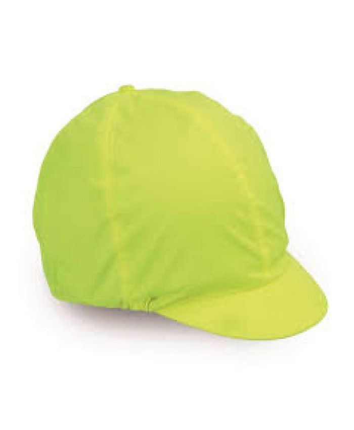 Waterproof Riding Hat Cover Yellow