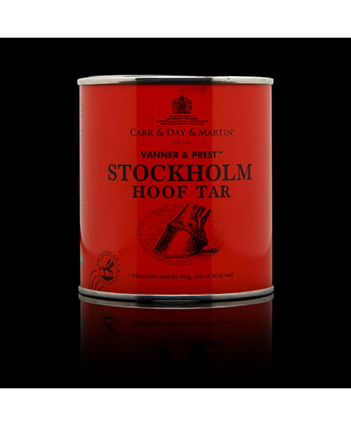 CDM Vanner & Prest Stockholm Hoof Tar