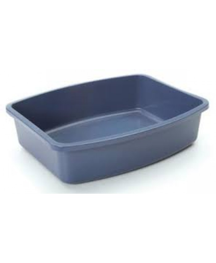 Cat Litter Tray Oval Large