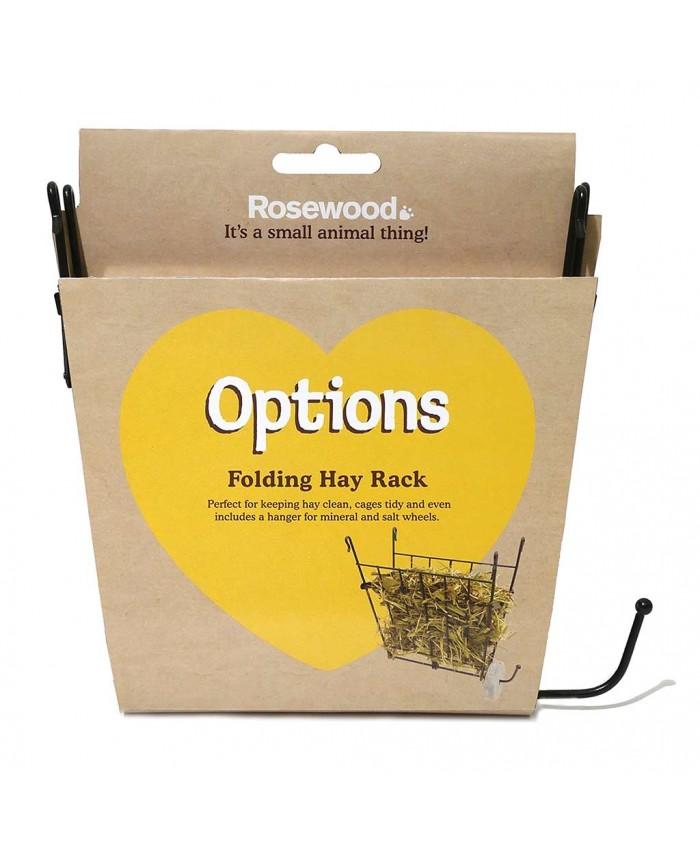 Rosewood Hay Rack