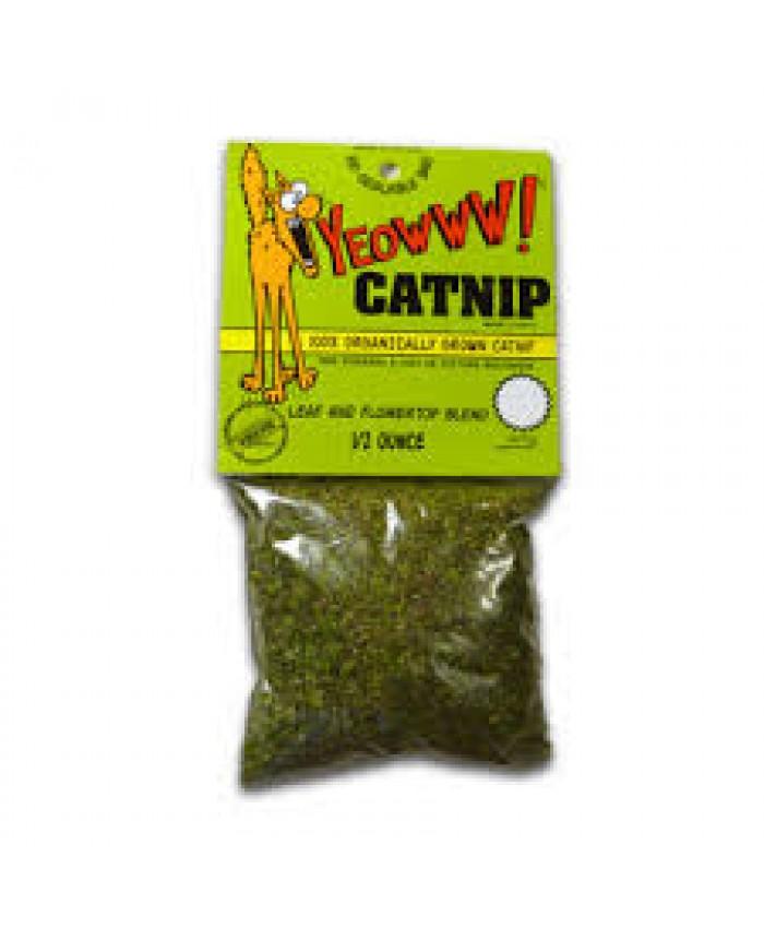 Yeowww! 100% Organic Catnip