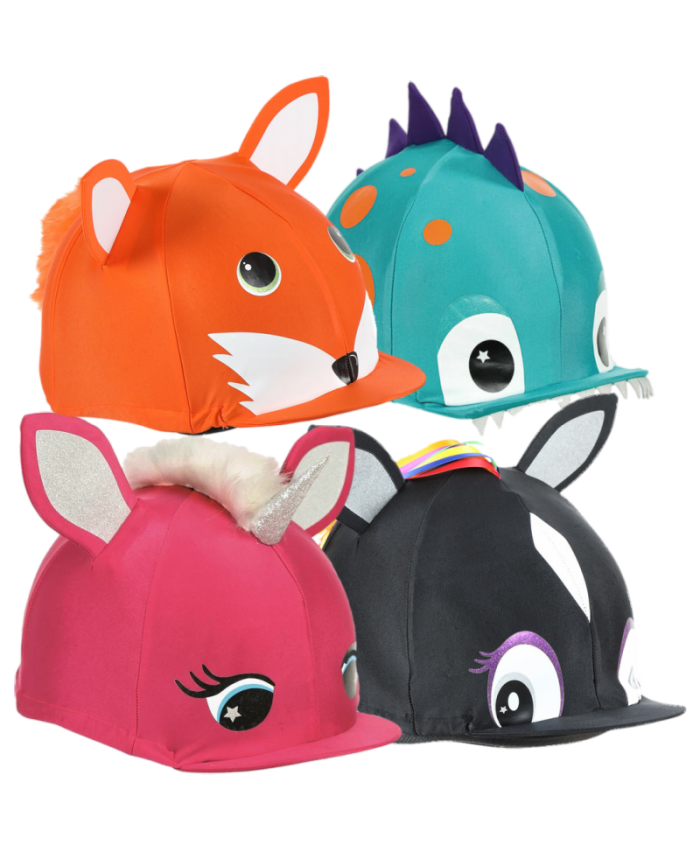 Shires Animal Hat Covers