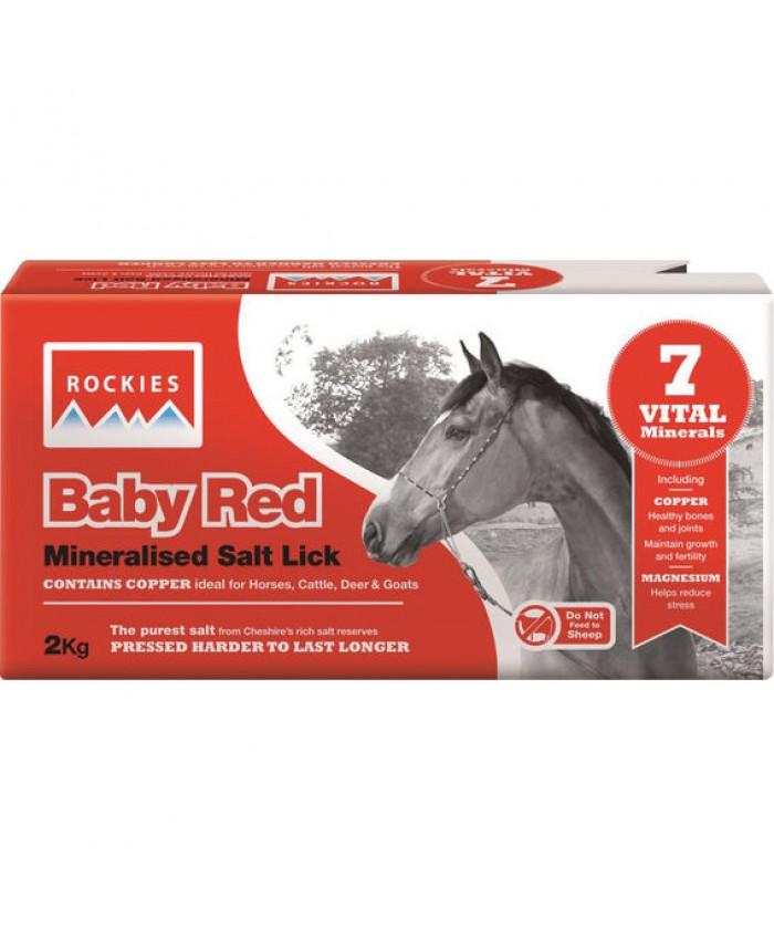 Baby Red Rockies 2Kg