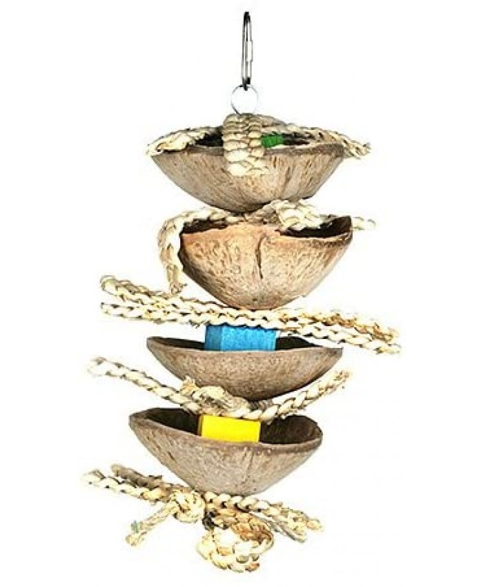 Coco Fun Hanging Toy by Critters Choice Happy Pet