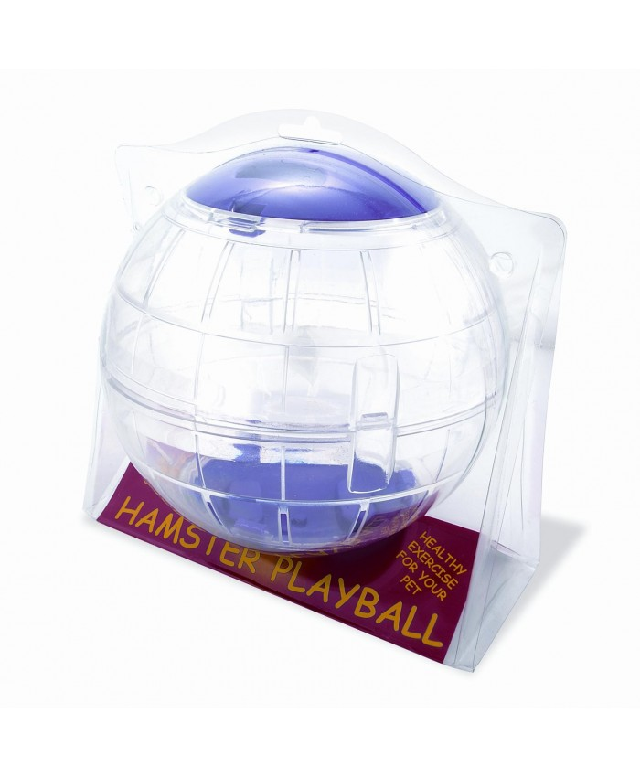 Fuzzballs Hamster Playball