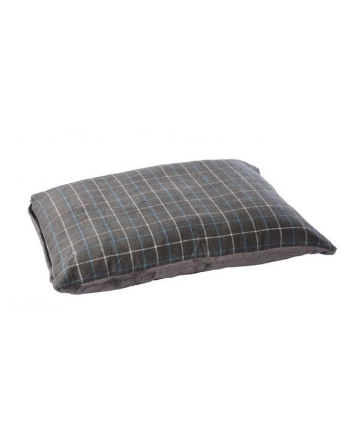 Gor Pets Premium Comfy Cushion Grey Check