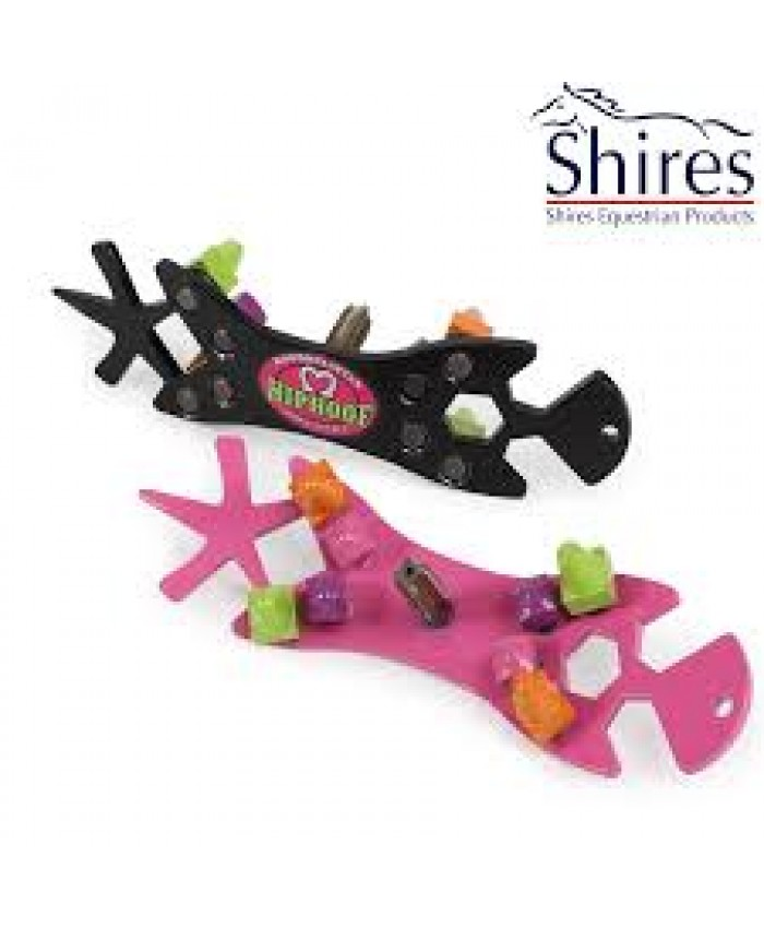 Shires Hiphoof Spanner and Studs Set Choose Colour
