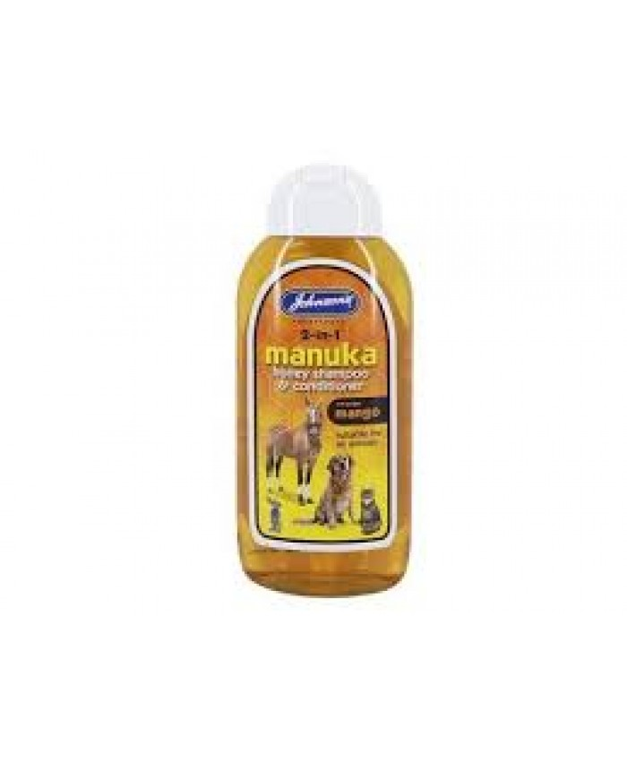 Johnsons Manuka Honey 2-In-1 Shampoo