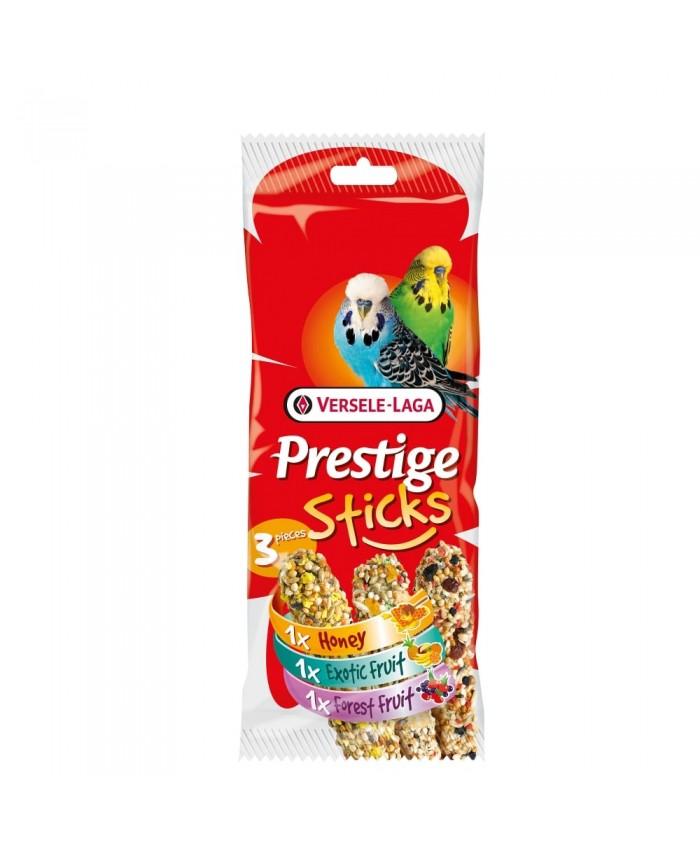Prestige Sticks Budgie Triple Variety